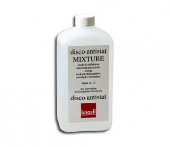 - Cleaning agent mixture Antistat Knosti