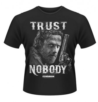 - Walking Dead - Trust Nobody