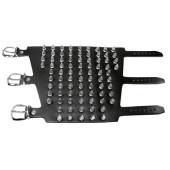 11 Row Leather Wristband