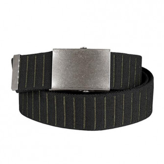 - Stone washed buckle