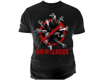 - Walking Dead - no walkers