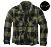 Lumberjacket Green