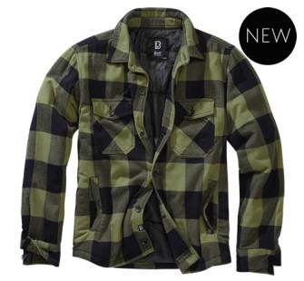 - Lumberjacket Green