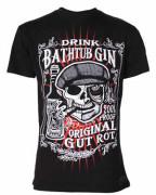 Bathtub Gin T Shirt