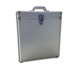 - LP case for 25 records