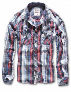Central City Check Shirt