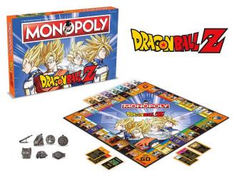 - Dragon Ball Z Monopoly
