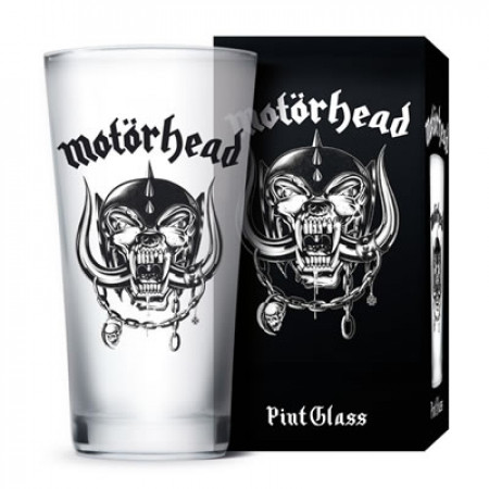 Warpig PINT GLASS