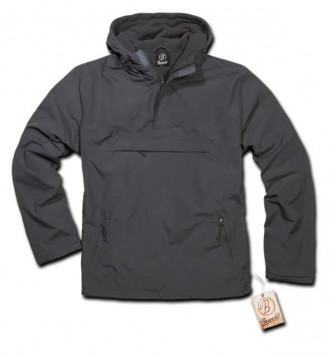 - Windbreaker anthracite
