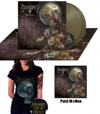 - Wolfheart (Gold Jubileum Edition Super Deluxe Bundle 3)