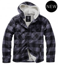 Lumberjacket hooded (Grey)