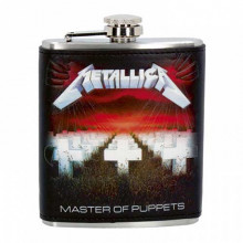 Master of puppets Flask