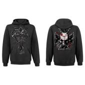 "Alchemy - ""Templar cross"" - aea men's hoodie"