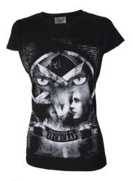 Witchcraft Star Womens T Shirt