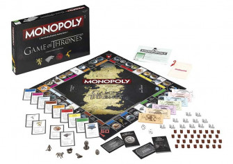 - Game Of Thrones - Monopoly