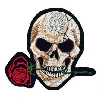 - Skull & Rose