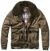 Perry Moleskin winterjacket