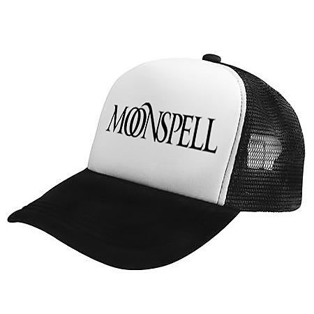 Moonspell Trucker Cap (White)