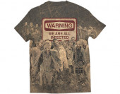 Walking Dead - warning sublimation