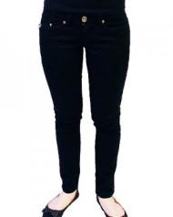 Black Low Rise Skinny Jeans