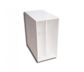 - LP box protected white