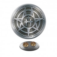 Hermitage: Metal Pin