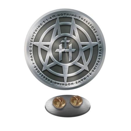- Hermitage: Metal Pin
