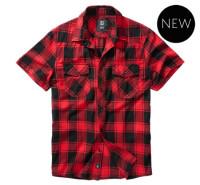 Checkshirt halfsleeve