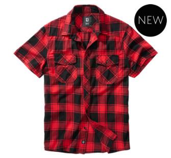 - Checkshirt halfsleeve