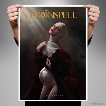 - Hermitage: Nun (Poster)