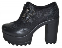 Lady rock anckle boot