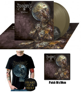 - Wolfheart (Gold Jubileum Edition Super Deluxe Bundle 2)