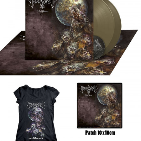 Wolfheart (Gold Jubileum Edition Super Deluxe Bundle 4)
