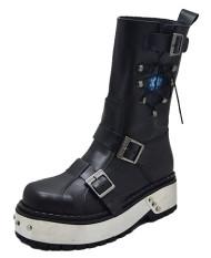 Destroyer punk boot