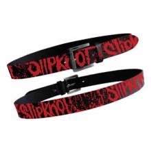 Slipknot Black Printed Belt