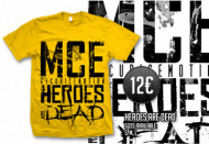 Heroes are Dead (Yellow)