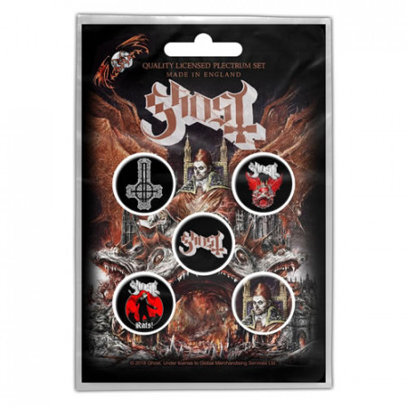 - Prequelle (Button Badge Pack)