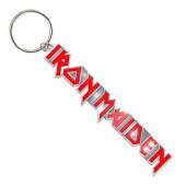 Red Logo Keyring