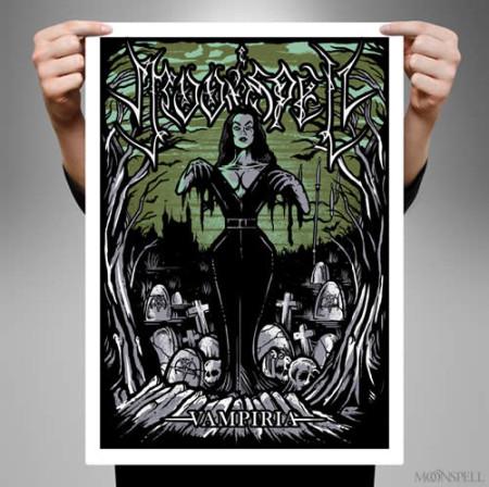 - Vampiria (Poster Art, A3)