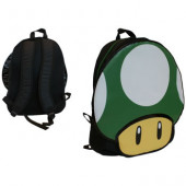 Nintendo - Green 1 Up Back Pack
