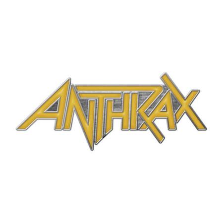 Metal Pin Logo
