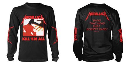 - Kill Em All BLK