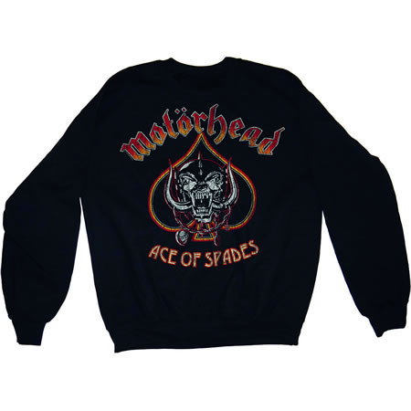 - Ace of Spades Pullover