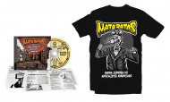 Maestro do Apocalipse Tshirt + CD