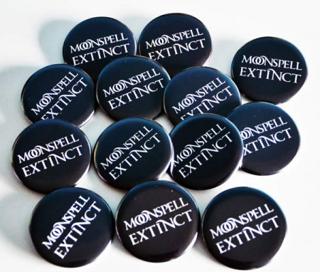 - Extinct (Badge)