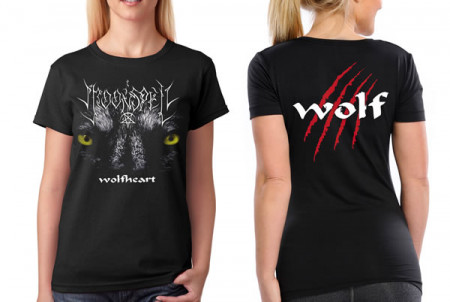 "- Wolfheart ""Wolf Claws"""