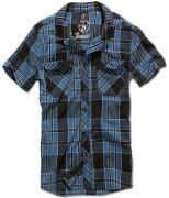 Roadstar shirt 1/2 sleeve - Indigo