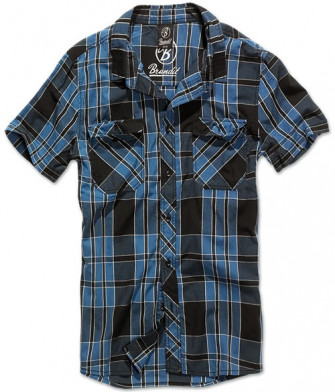 - Roadstar shirt 1/2 sleeve - Indigo