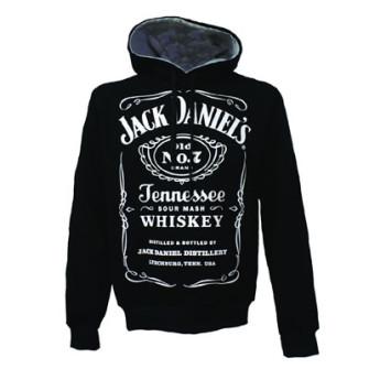 - Jack Daniels -  Black Hoodie