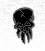 Skull - Metal Pin